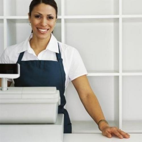 Le serveur-caissier