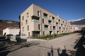 Appartement neuf 2.5 pces à Sierre
