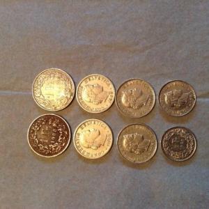 Monnaie du monde plus billets