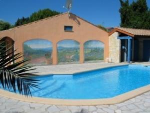 Villa piscine privée pour 7 pers.