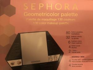 Sephora palette jamais utilisée