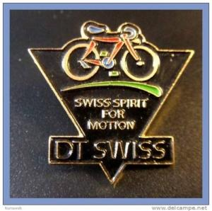 Pin´s Swiss Spirit for motion