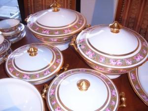 Vaisselle porcelaine Haviland Limoge