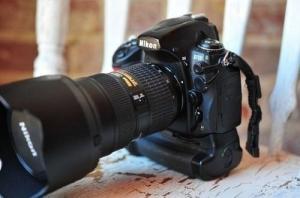 Nikon D700 + Objectif Nikkor AF-S 24-70
