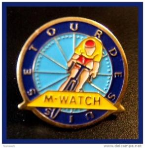 Pin´s Tour de Suisse - MWatch