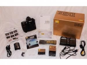 Nikon D3x  - Nur 2.800 Auslösungen -