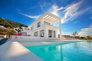 Magnifique villa en vente à Javea