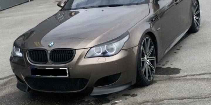 Magnifique BMW 5-serie M5