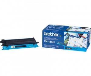 Brother TN 135C Cartouche de toner-Cyan