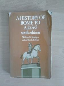 A history of Rome to A.D.565