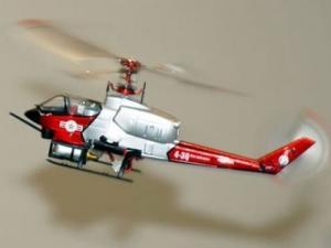 hélicoptère RTF télécommande 4 Canaux Wa
