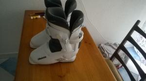Chaussures ski 41 et demie