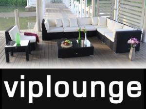 Rattan Lounge - Poly rotin