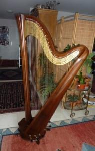 harpe Daphné en location