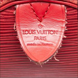 LOUIS VUITTON Sac à main en cuir