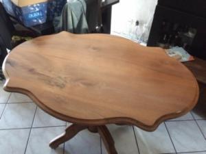 Une table Napoléon III