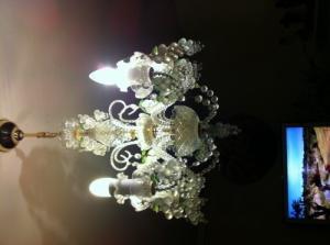 Magnifique Lustre en cristal