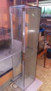 A vendre un aquarium pour tortues aquatiques