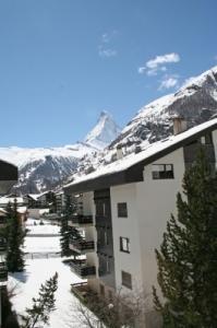 Appartement à Zermatt