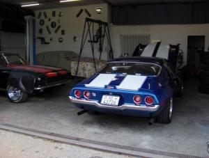 Atelier spécialisé véhicule ancien (US et vintage)