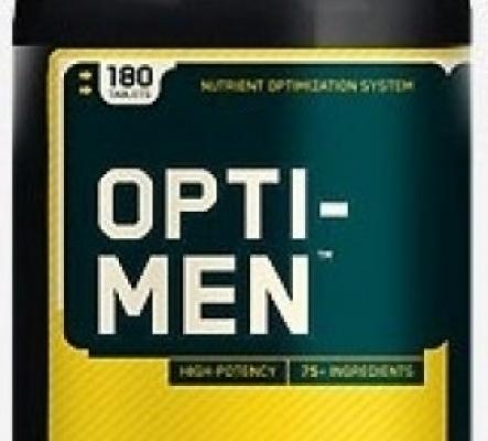 Optimum Nutrition Opti-Men 180 capsules