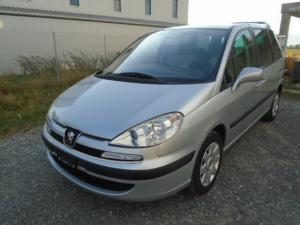 Peugeot 807 2.0 HDI 177.000 Km 7 PLACES 2007