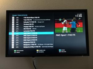 IPTV FHD test