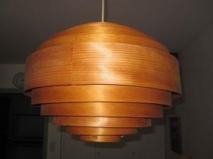 vendons une lampe suspendue