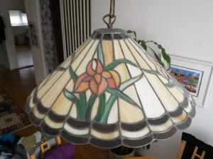 A vendre véritable Lampe Tiffany