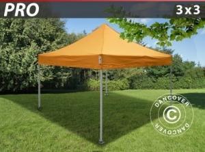 Faltzelt FleXtents PRO 3x3m Orange