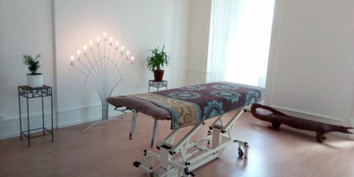 massage du silence
