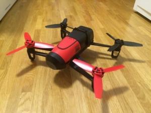 Drone Parrot Bebop presque neuf!