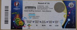 euro 2016 8ième de finale ST Etienne