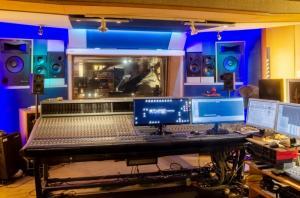 Location Studio Prism pour ingénieurs du son