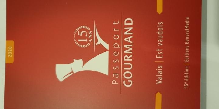 Passeport Gourmand Valais/Est vaudois 2020