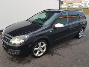 Opel astra break cosmo