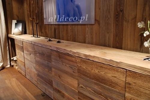 meubles vieux bois sur mesure
