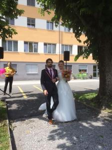 À vendre magnifique robe de mariée