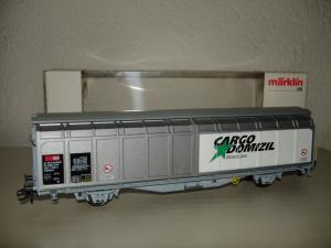 Märklin HO 48023 wagon marchandise Cargo Domizil CFF SBB