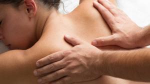 Massage de qualité pour femmes sportive