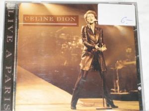 Céline Dion en Live Paris