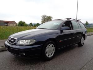 3'900.-  OPEL OMEGA 2,2I BREAK