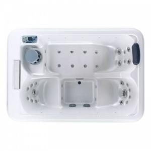 Spa jacuzzi 3 places - BALI - En stock