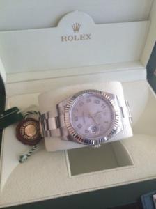 Rolex Datejust II 41mm 100% Neuve avec S
