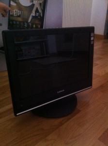 "TV Lenco 1500 LCD 15.4"" 60Hz"