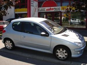 Peugeot 206, A louer, Limousine,