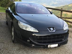 Peugeot 407 Coupé 2.7 V6 HDI 204 CH Pack Auto. 2007