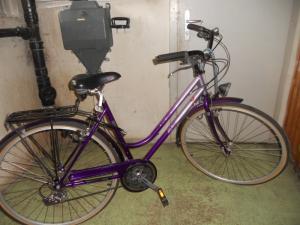 Vélo dame Alpina Acoma 9670
