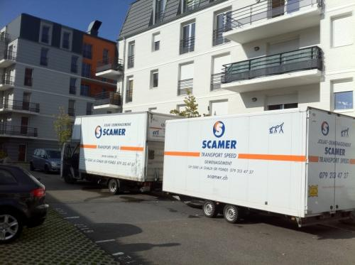 DEMENAGEMENTS  transports internationaux