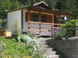 Caravane-chalet à Champex-Lac (VS)